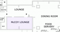 McCoy Lounge Meeting Room