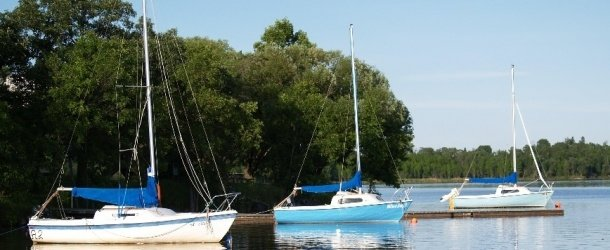 sailing club is Things to do in Pinawa