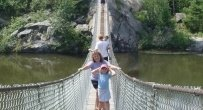 Pinawa Swinging Bridge is things to do in Pinawa