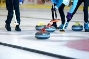 curling package in Pinawa