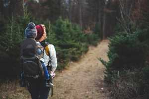 hiking transcanada package in Pinawa