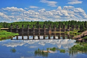 trans canada trail is Things to do in Pinawa