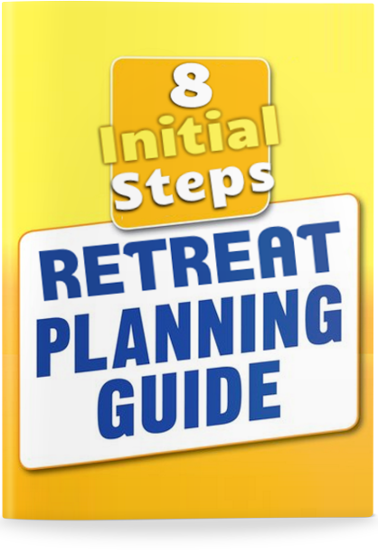 8 Initial steps Retreat Planners Guide